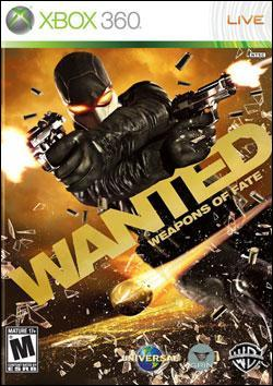 Wanted: Weapons of Fate (Xbox 360) by Warner Bros. Interactive Box Art