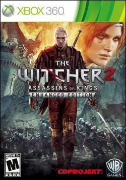 The Witcher 2: Assassins of Kings (Xbox 360) by Warner Bros. Interactive Box Art