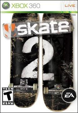 Skate 2 (Xbox 360) by Electronic Arts Box Art