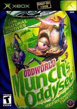 Oddworld Munch S Oddysee Original Xbox Game Profile Xboxaddict Com