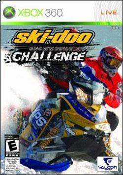 Ski Doo: Snowmobile Challenge (Xbox 360) by Valcon Games Box Art