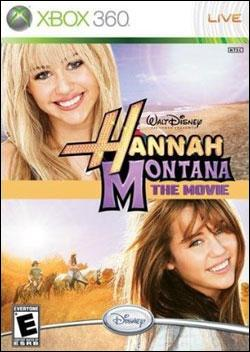Hannah Montana: The Movie (Xbox 360) by Disney Interactive / Buena Vista Interactive Box Art