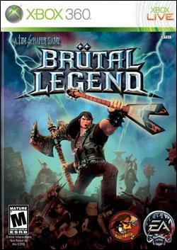 Brutal Legend (Xbox 360) by Electronic Arts Box Art