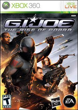G.I. Joe (Xbox 360) by Electronic Arts Box Art