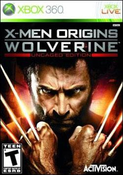 X-Men Origins: Wolverine (Xbox 360) by Activision Box Art