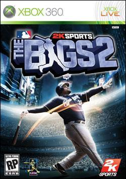 Bigs 2, The (Xbox 360) by 2K Games Box Art