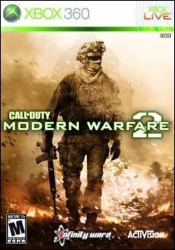 Call of Duty: Modern Warfare 2 (Xbox 360) by Activision Box Art