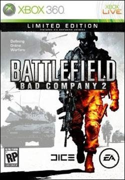 Battlefield: Bad Company 2 (Xbox 360) by Electronic Arts Box Art
