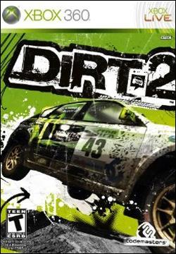 DiRT 2 (Xbox 360) by Codemasters Box Art