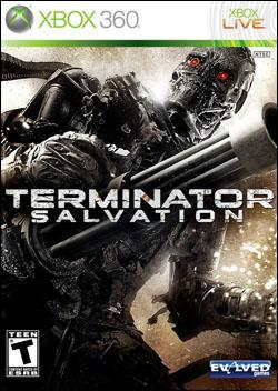 Terminator Salvation (Xbox 360) by Warner Bros. Interactive Box Art
