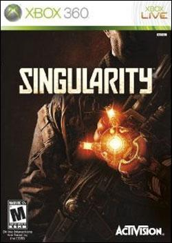 Singularity (Xbox 360) by Activision Box Art