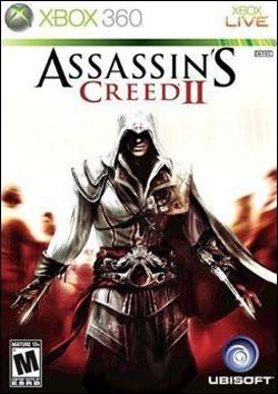 Assassin's Creed 2 (Xbox 360) by Ubi Soft Entertainment Box Art