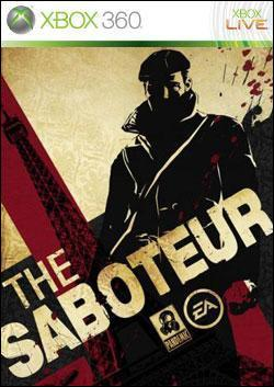 Saboteur, The (Xbox 360) by Electronic Arts Box Art