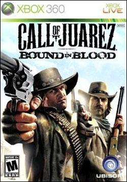 Call of Juarez: Bound in Blood (Xbox 360) by Ubi Soft Entertainment Box Art