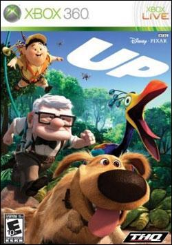 Disney Pixar Up (Xbox 360) by THQ Box Art