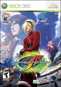 King of Fighters XII (Xbox 360) by SNK NeoGeo Corp. Box Art