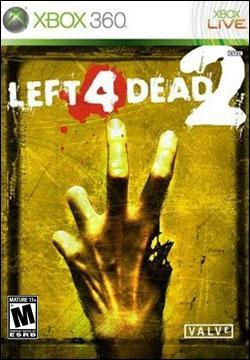 Left 4 Dead 2 (Xbox 360) by Electronic Arts Box Art