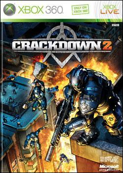 Crackdown 2 (Xbox 360) by Microsoft Box Art