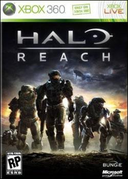 Halo: Reach (Xbox 360) by Microsoft Box Art
