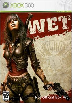 Wet (Xbox 360) by Bethesda Softworks Box Art