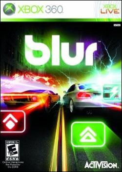 Blur (Xbox 360) by Activision Box Art