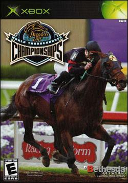 Breeders' Cup World Thoroughbred Championships (Xbox) by Bethesda Softworks Box Art