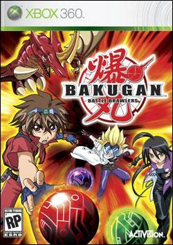 Bakugan (Xbox 360) by Activision Box Art