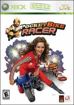Burger King: Pocketbike Racer (Xbox) by Microsoft Box Art