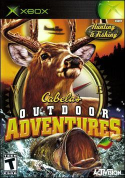 Cabela's Outdoor Adventures (Xbox) by Activision Box Art