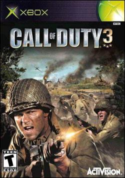 Call Of Duty 3 (Xbox) by Activision Box Art