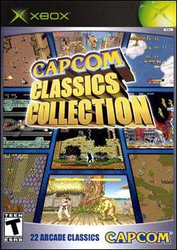 Capcom Classics Collection (Xbox) by Capcom Box Art