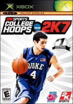 College Hoops 2K7 (Xbox) by 2K Games Box Art
