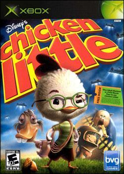 Disney's Chicken Little (Xbox) by Disney Interactive / Buena Vista Interactive Box Art