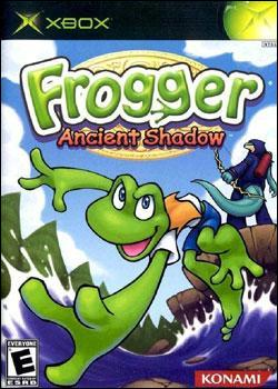 Frogger: Ancient Shadow (Xbox) by Konami Box Art