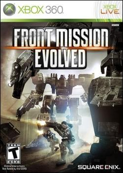 Front Mission: Evolved (Xbox 360) by Square Enix Box Art