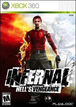 Infernal: Hell's Vengeance (Xbox 360) by Playlogic International Box Art