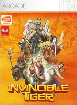 Invincible Tiger: The Legend of Han Tao (Xbox 360 Arcade) by Namco Bandai Box Art