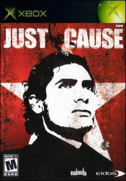 Just Cause (Xbox) by Eidos Box Art