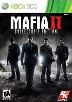 Mafia II (Xbox 360) by 2K Games Box Art