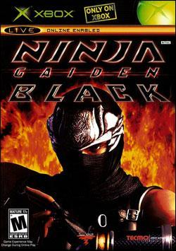 Ninja Gaiden Black (Xbox) by Tecmo Inc. Box Art