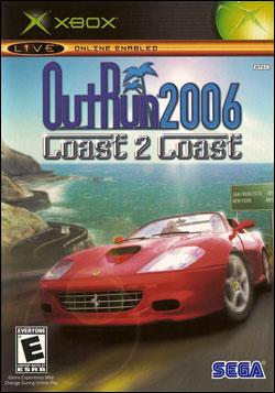Outrun 2006: Coast To Coast (Xbox) by Sega Box Art
