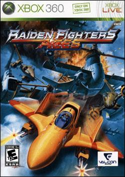 Raiden Fighters Aces (Xbox 360) by Valcon Games Box Art