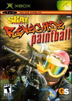Splat Magazine Renegade Paintball (Xbox) by Global Star Software Box Art
