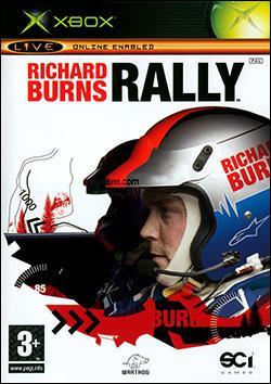 Richard Burns Rally (Xbox) by Eidos Box Art