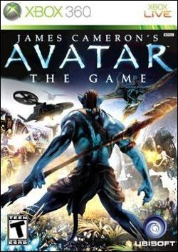 James Cameron's Avatar: The Video Game (Xbox 360) by Ubi Soft Entertainment Box Art