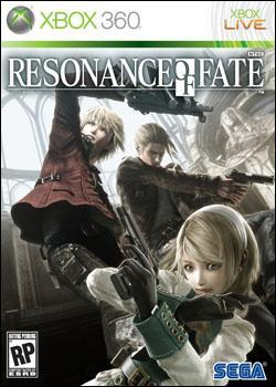 Resonance of Fate (Xbox 360) by Sega Box Art