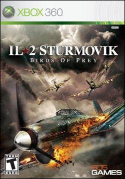 IL-2 Sturmovik: Birds of Prey (Xbox 360) by 505 Games Box Art