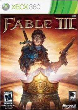 Fable 3 (Xbox 360) by Microsoft Box Art