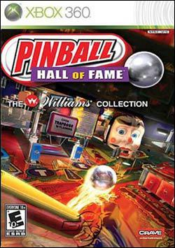 Pinball Hall of Fame: The Williams Collection (Xbox 360) by Crave Entertainment Box Art