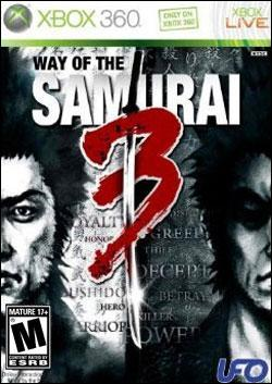 Way of the Samurai 3 (Xbox 360) by Tommo Box Art